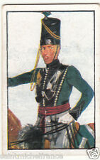 Officer Leichtes Battalion Hannover Armee Napoleon War Uniform IMAGE CARD 30s