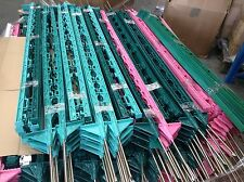 90 x  3 Ft IMPERFECT Electric fence posts