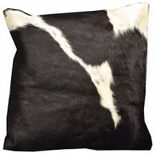 WESTERN NATURAL HAIR-ON COWHIDE CUSHION COVER KC-1746