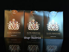 "3 x CLIVE CHRISTIAN  ""V"" PERFUME  MEN"