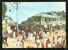 Murree Mall Market Place People Punjab Pakistan 60s