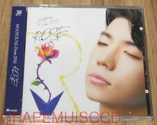 JANG WOO YOUNG WOOYOUNG R.O.S.E ROSE K-POP CD + POSTCARD & FOLDED POSTER NEW