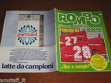 RIVISTA ROMBO 1983/30=LANCIA HF DELTA TURBO=AYRTON SENNA=WETBIKE=AEREO DC-3=