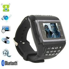 "AVATAR Watch Mobile Phone ET-1 Quad bands Unlocked 1.4"" Touch Screen Cell Phone"