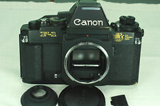 TOP LA 1984 Edition Canon F-1 N AE finder in PERFECT working cond. FULLY TESTED