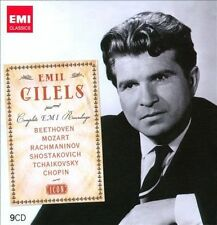 Icon: Emil Gilels - Complete EMI Recordings: 1954-1972, New Music