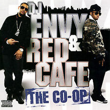 The Co-Op [PA] by DJ Envy AND RED CAFE (CD ONLY)