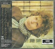 Dylan, Bob Blonde on Blonde Gold CD SBM Mastersound Neu OVP Japan Import mit OBI