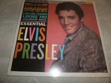 Elvis Presley-Essential Elvis-The First Movies Vinyl LP RCA Records STILL SEALED