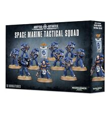 Warhammer 40k - Space Marines - Space Marine Tactical Squad