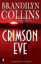 Crimson Eve (Kanner Lake Series #3), Brandilyn Collins, Good Condition, Book