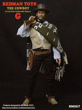 1/6 Scale Collectible Figure REDMAN TOYS Clint Eastwood COWBOY RM007 mib