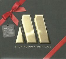 FROM MOTOWN WITH LOVE - 3 CD BOX SET - STEVIE WONDER, DIANA ROSS, MARVIN GAYE +