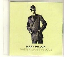(DT383) Mary Dillon, When A Man's In Love - 2013 DJ CD
