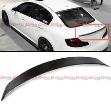 SPORT VIP CARBON FIBER REAR TRUNK SPOILER FOR 2009-13 INFINITI G25 G37 4DR SEDAN
