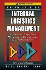 Integral Logistics Management 3rd Edition-ExLibrary