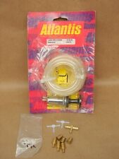 New NOS Atlantis Clear Primer Kit for Triple Keihin Carburetor A4067CL / 12-7063