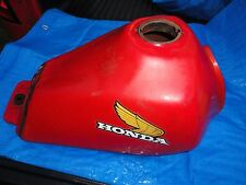 USED HONDA OEM 1982 XL 500R GAS TANK ONLY IN GOOD CONDITION (NO GAS CAP)