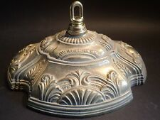 Cast Brass Large Ceiling Canopy  Loop and parts included + other Uses