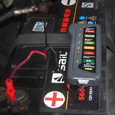 12V LED Digital Car Battery Tester Indicator Meter Battery Gauge Diagnosis NEW