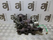 NISSAN NOTE N TECH 1.4 2013 TURBOCHARGER UNIT 16446RH82728553