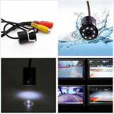 8LED Infrared Night Vision HD Camera For Car SUV Rearview Backup Reverse Parking