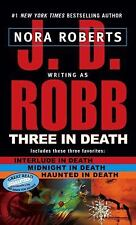 Three in Death - Robb, J. D. - Mass Market Paperback