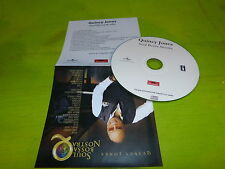 QUINCY JONES - AMY WINEHOUSE - - IT'S MY PARTY!! !!!FRENCH PROMO CD!!!!!!!