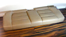 1991-1999 BMW E36 3-Series Coupe Rear Seat Bottom Bench Beige Leather fits M3