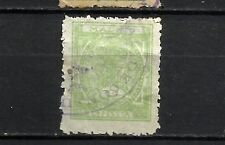 3309A-SELLO FISCAL CLASICO ESPAÑA MADRID IMPUESTOS SIGLO XIX.1875.SPAIN REVENUE,