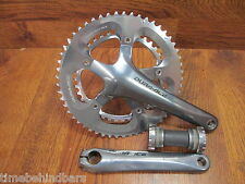 SHIMANO DURA ACE FC-7800 175 53/39 CRANKSET With ENGLISH THREADED BOTTOM BRACKET