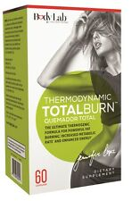 Bodylab Thermodynamic Total Burn, 60 Capsules - Weight loss by Jennifer Lopez