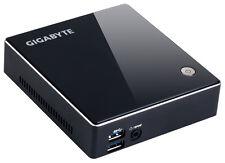 Gigabyte Brix GB-BXi7-4500 PC Desktop 16GB Ram SSD 512GB Neu HTPC, Office Kodi
