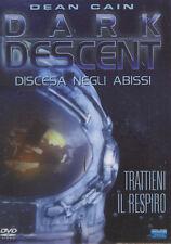 DARK DESCENT - DISCESA NEGLI ABISSI - DVD (USATO EX RENTAL) SLIPCASE