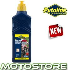 PUTOLINE TT TRIAL PRO STRAWBERRY SCENTED PREMIUM RACING 2 STROKE OIL 1 LITRE 1L