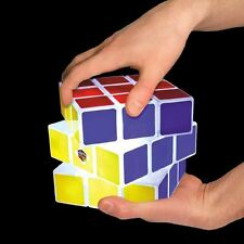 Rubik's Cube Light Official Product Fully Usable Puzzle Includes Stand and Cable