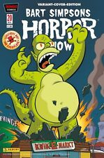 Bart simpson horror show #20 variant COVER LIMITÉ 888 ex. Bande dessinée Action 2016