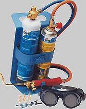 CFH  Autogen-Schweiß-und Hartlötgerät Schweiß Fix 3100°C inkl. Flaschen