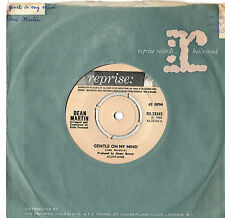 "Dean Martin - Gentle On My Mind 7"" Single 1968"