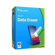Data Eraser WIN iSkysoft lifetime dt.Vollver. ESD Download 26,99 statt 39,99 !