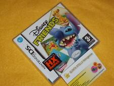 DISNEY FRIENDS x Nintendo DS NUOVO SIGILLATO Vers. ITALIANA STUPENDO 3DS ...