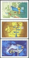 Germany 1972 Meteorology/Weather/Charts/Graph/Space/Instruments 3 x m/s (n41759)
