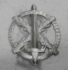 Insigne de poitrine métal Wallonie - REPRO de qualité