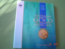 Sydney 2000 Olympic Games Album & All Gold Medallists Mini Sheets All MUH/MNH