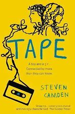 Tape : A Boy and a Girl Connected by More Then They Can Know by Steven Camden...