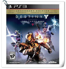 PS3 Destiny The Taken King Legendary Edition SONY Activision Shooting Games