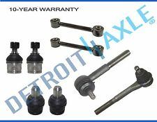 New 8-Pc Complete Front Suspension Kit - Ford Excursion F-250 F-350 Super Duty