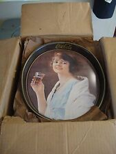 Coca-Cola 1973 Metal serving trays - found stash of MINT New Old Stock trays