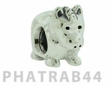 Authentic Retired Pandora Sterling Silver Donkey Horse Charm 790479