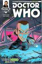 DR WHO 1 9TH NINTH DOCTOR RARE THINK GEEK THINKGEEK VARIANT NM